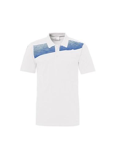 Uhlsport Uhlsport Erkek Liga 2.0 Kamp T-Shirt Beyaz
